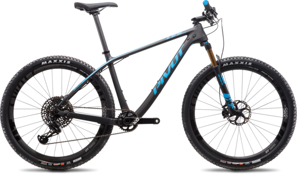 Pivot Cycles LES 27.5 Pro XT/XTR Components in image may differ from actual product.