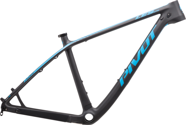 Pivot Cycles LES 27.5 Frame Color: Team Blue