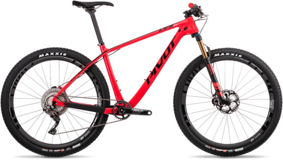 Pivot Cycles LES 27.5 RACE XT 1x Image differs from actual product
