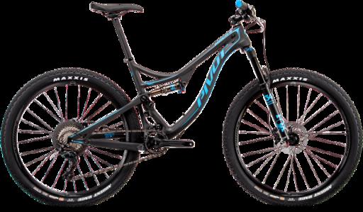 Pivot Cycles Mach 4 Carbon RACE X01