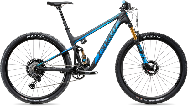 Pivot Cycles Mach 4 SL Pro X01 Image differs from actual product (see Specs for details)