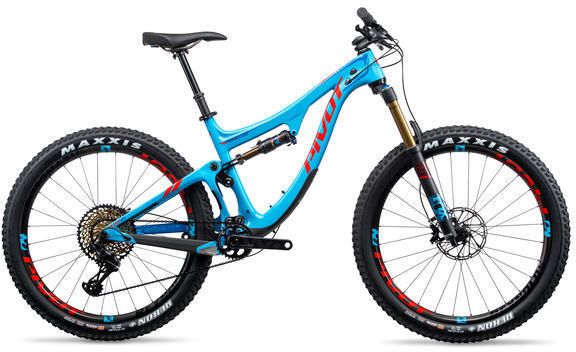 Pivot Cycles Switchblade PRO XT/XTR 2x 27.5+ Image may differ from actual product.
