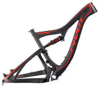 Pivot Cycles Mach 429SL Carbon Frame