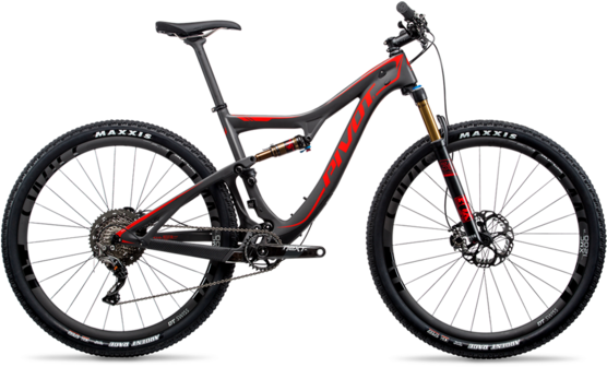 Pivot Cycles Mach 429SL PRO XT/XTR 2x Image differs from actual product