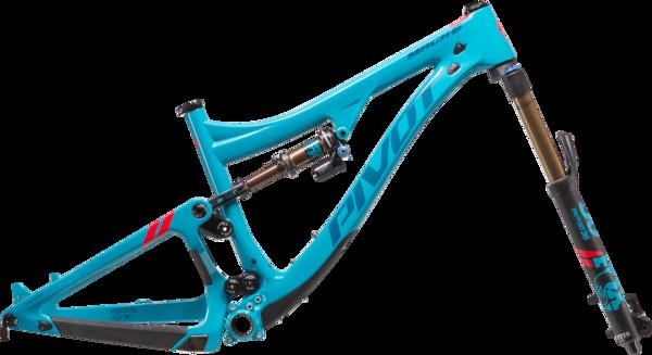 Pivot Cycles Mach 6 Carbon Frame Kit