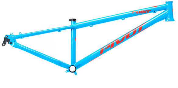 Pivot Cycles Point Frame Color: Gloss Blue