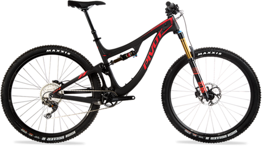 Pivot Cycles Switchblade PRO XT/XTR 2x 29 Image differs from actual product