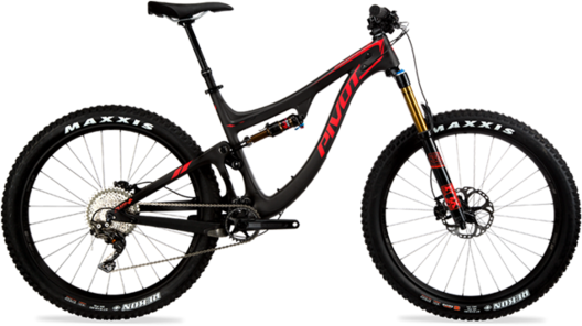 Pivot Cycles Switchblade PRO XT/XTR 2x 27.5+ Image differs from actual product