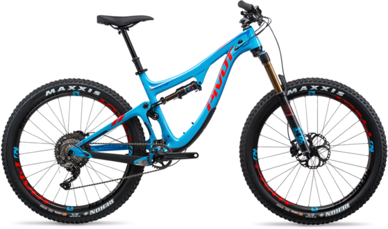 Pivot Cycles DEMO - Switchblade PRO X01 Eagle 29