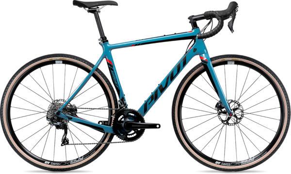 Pivot Cycles Vault Pro Ultegra Image differs from actual product (see Specs for details)