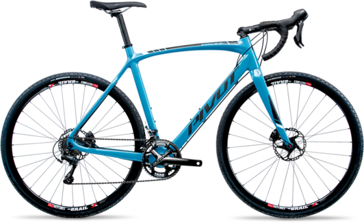 Pivot Cycles Vault Pro Ultegra Color: Gloss Blue