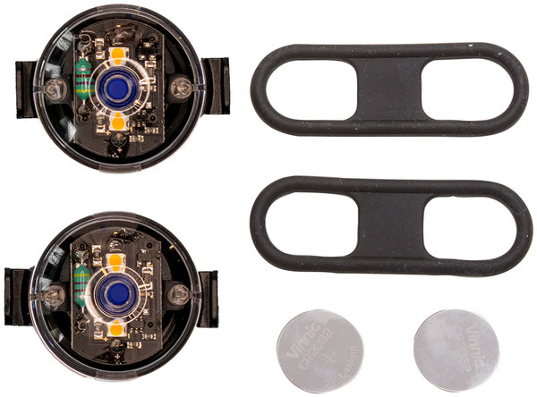 Planet Bike Button Blinky Safety Side Set