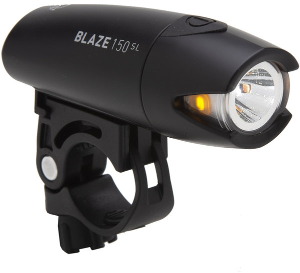 Planet Bike Blaze 150 SL Headlight Color: Black