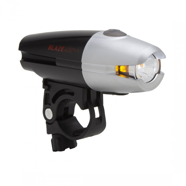 Planet Bike Blaze 400 SLX Headlight Color: Black