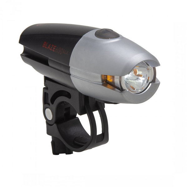 Planet Bike Blaze 600 SLX Headlight Color: Black