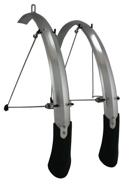Planet Bike Cascadia ALX Fenders (Hybrid/Touring) Color: Silver
