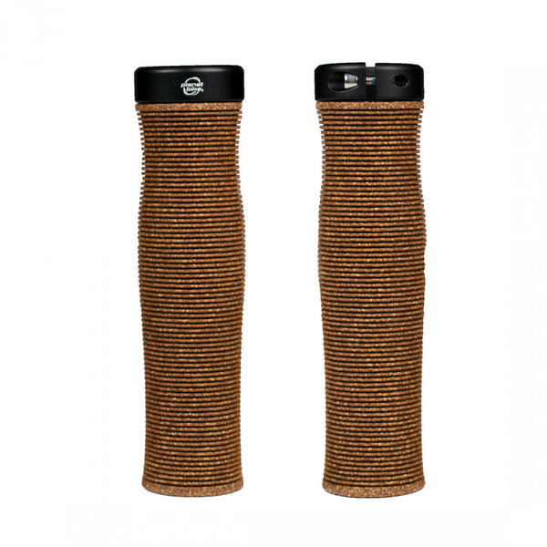 Planet Bike Happy Hands Handlebar Grips - Duracork Color: Brown