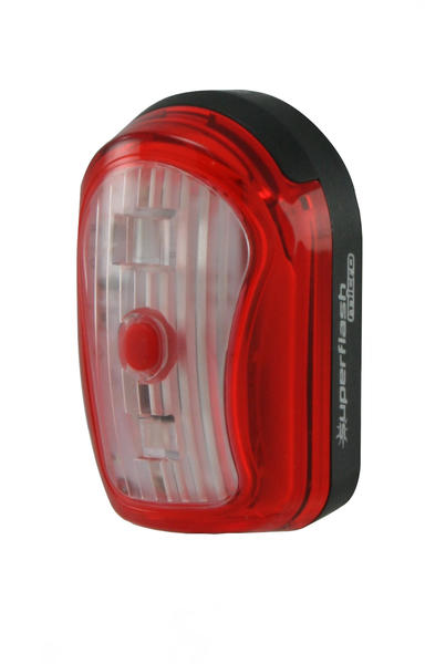 Planet Bike Superflash Micro Taillight Color: Black