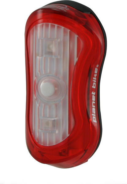 Planet Bike Superflash Turbo Mini Taillight Color: Black