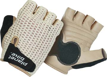 Planet Bike Taurus Gloves Color: Tan