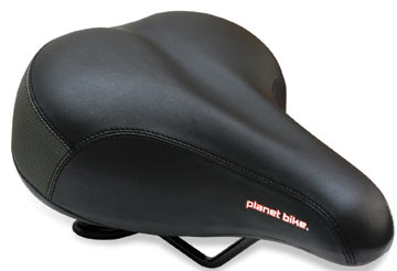 Planet Bike Comfort Web Spring Saddle
