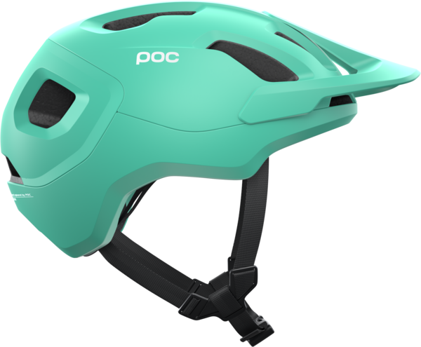 POC Axion SPIN Color: Fluorite Green Matt