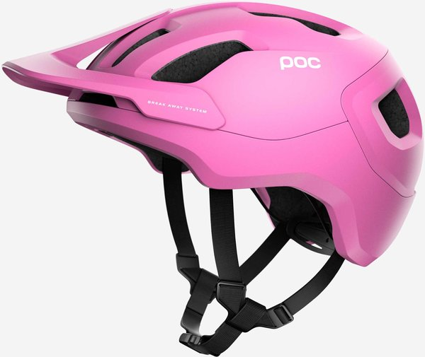 POC Axion SPIN Color: Actinium Pink Matt