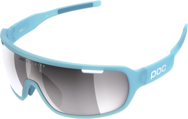 POC Do Blade Color | Lens: Basalt Blue | Violet/Silver Mirror