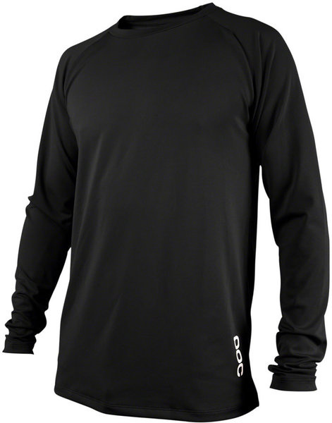 POC Essential DH Jersey Color: Carbon Black