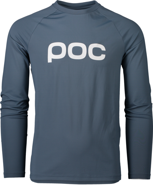 POC Essential Enduro Jersey Color: Calcite Blue