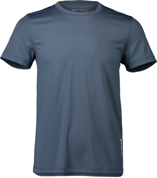 POC Essential Enduro Light Tee Color: Calcite Blue