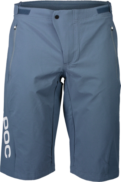 POC Essential Enduro Shorts Color: Calcite Blue