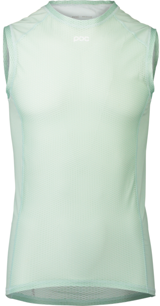 POC Essential Layer Vest Color: Apophyllite Green