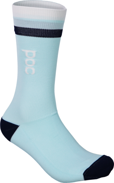 POC Essential Mid Length Sock Color: Apophyllite Multi Green