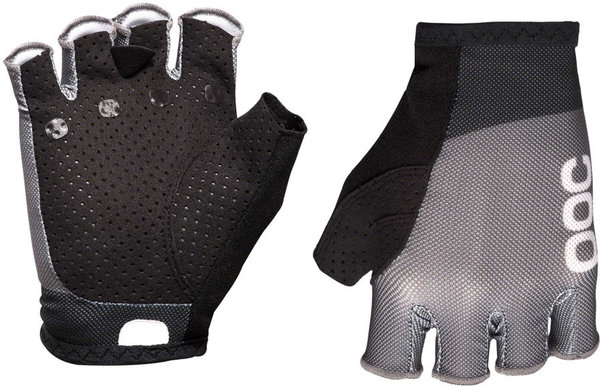 POC Essential Road Light Gloves Color: Uranium Black