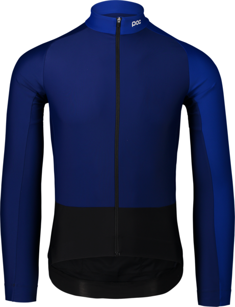 POC Essential Road Mid LS Jersey Color: Azurite Multi Blue