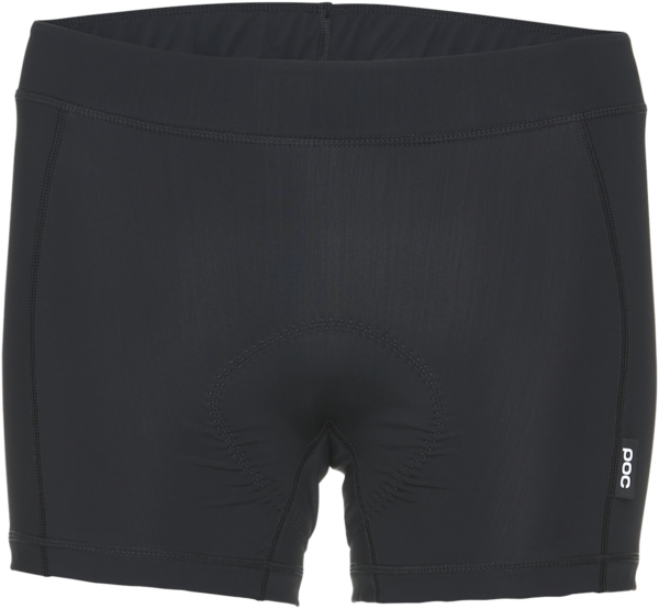 POC Essential Women's Short Color: Uranium Black