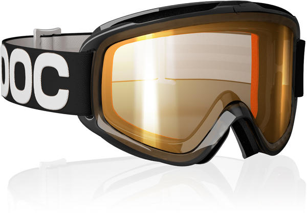 POC Iris Flow Color | Lens: Black | Clear/Red Photochromic