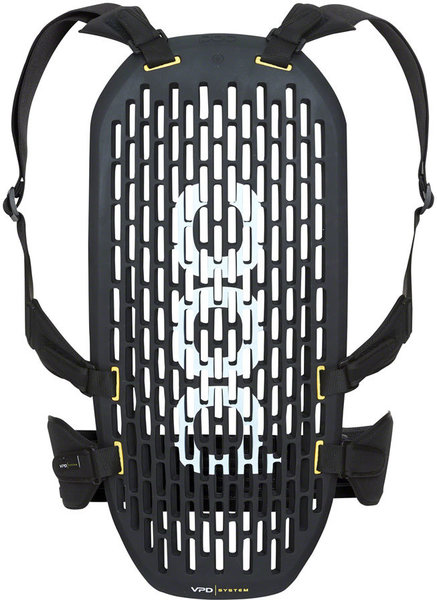 POC Joint VPD System Back Protection Color: Uranium Black
