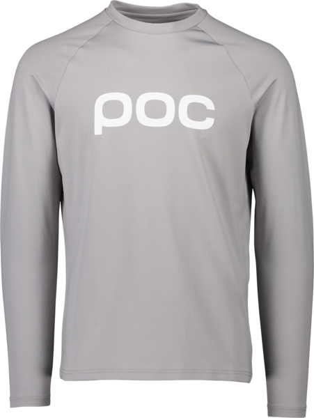POC Men's Reform Enduro Jersey Color: Alloy Grey