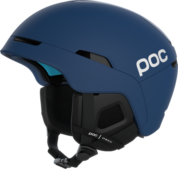 POC Obex SPIN Color: Lead Blue