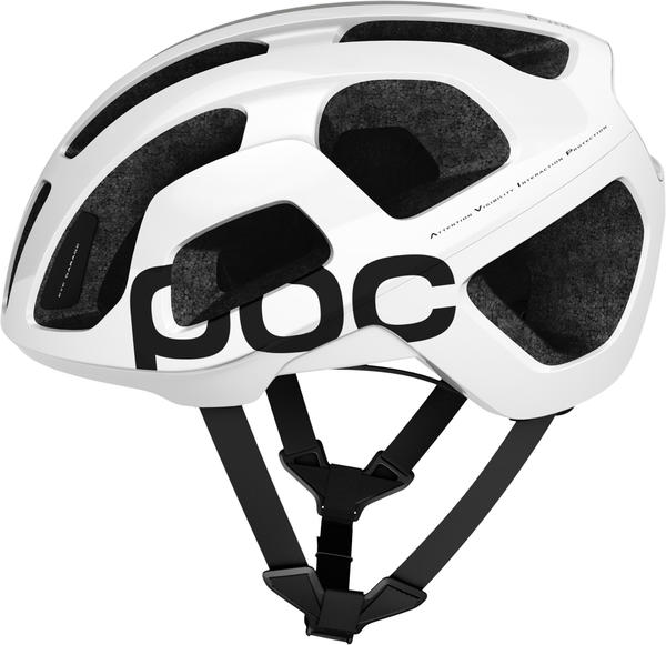 POC Octal AVIP Color: Hydrogen White