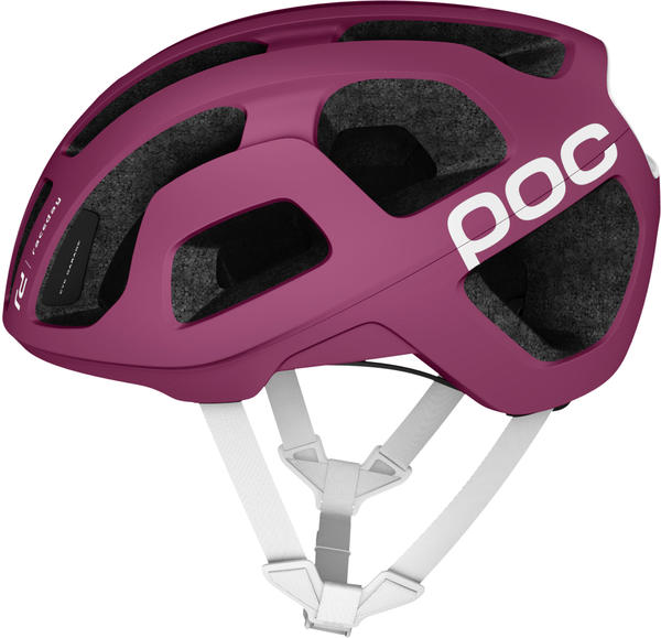 POC Octal Raceday Color: Granate Red