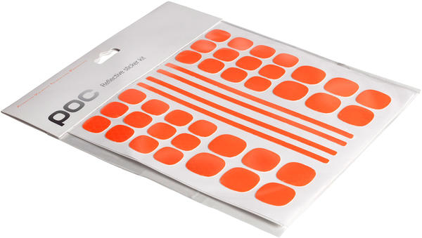 POC Reflective Sticker Kit