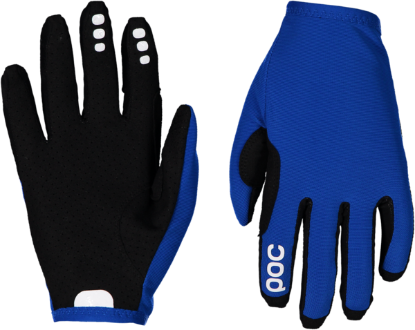 POC Resistance Enduro Glove Color: Light Azurite Blue