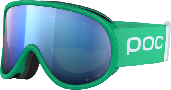 POC Retina Clarity Comp Color | Lens: Emerald Green | Spektris Blue|Clarity Comp No Mirror