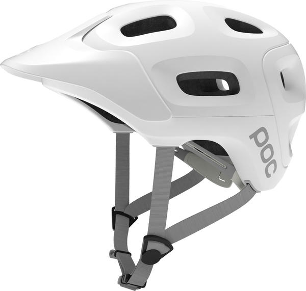 POC Trabec Color: Hydrogen White