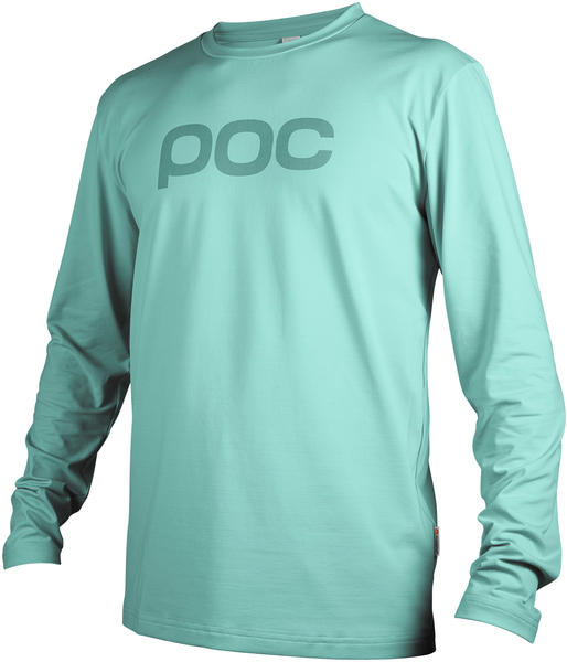 POC Trail Jersey Color: Brass Green