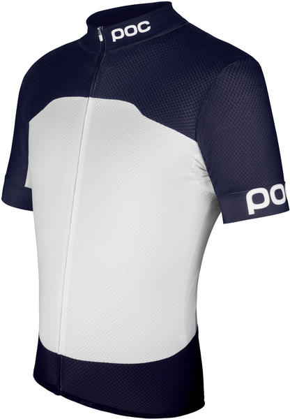 POC Raceday Climber Jersey Color: Nickel Blue/Hydrogen White