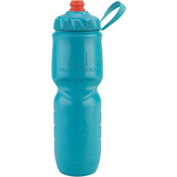 Polar Bottle Color Series Color: Aqua